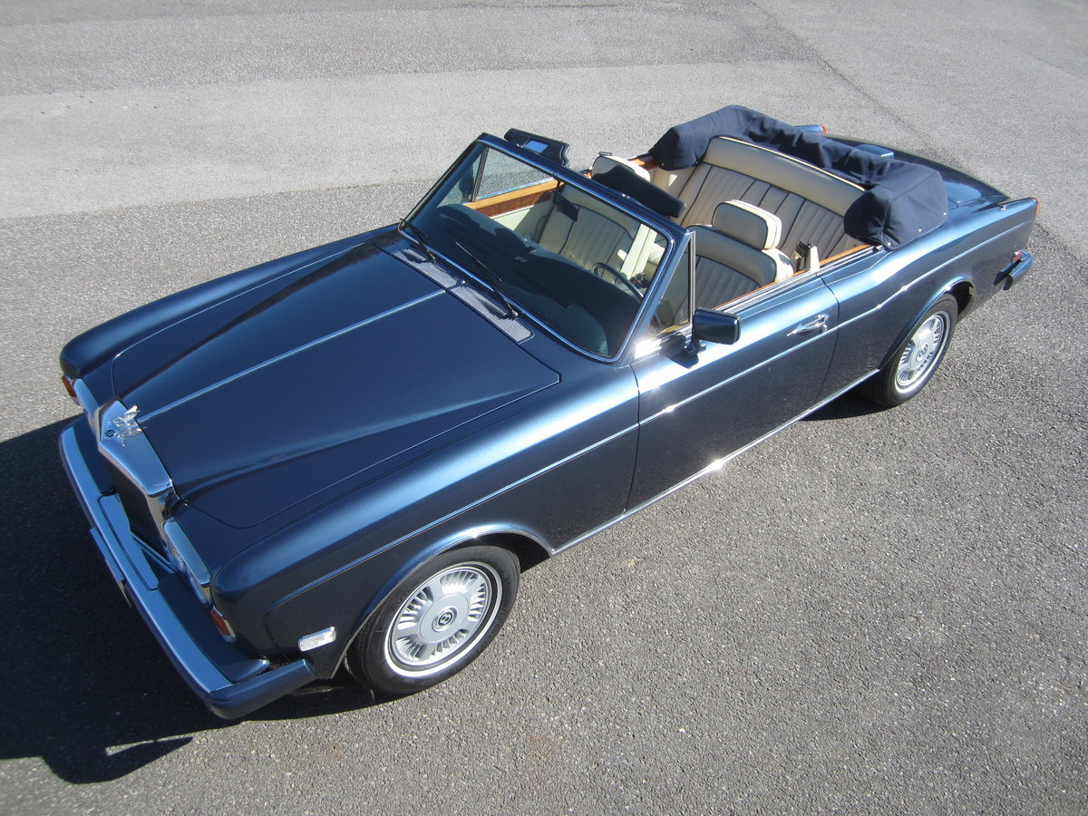1988 Bentley Continental For Sale (picture 4 of 6)
