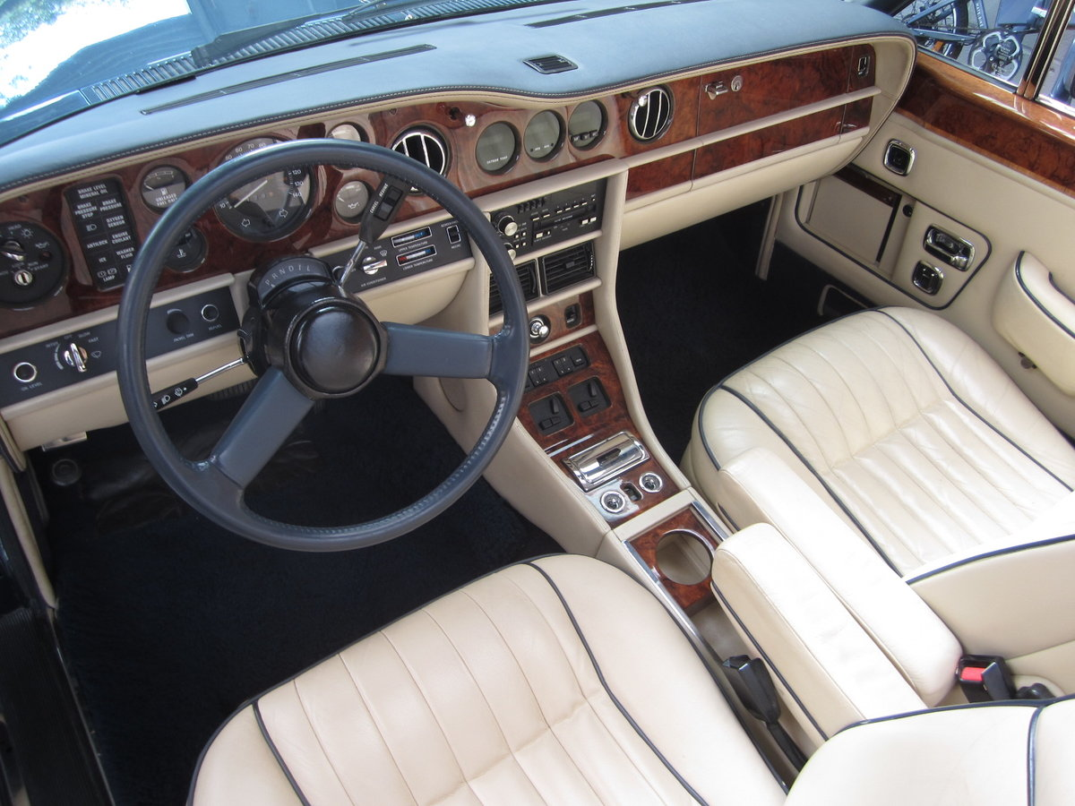 1988 Bentley Continental For Sale (picture 5 of 6)