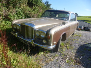 1969 Bentley T1 for recommisioning For Sale