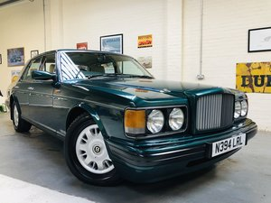 1996 BENTLEY BROOKLANDS -LOW MILEAGE, BEAUTIFUL EXAMPLE SOLD