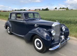 1953 Bentley R-Type. Superb. Low Miles