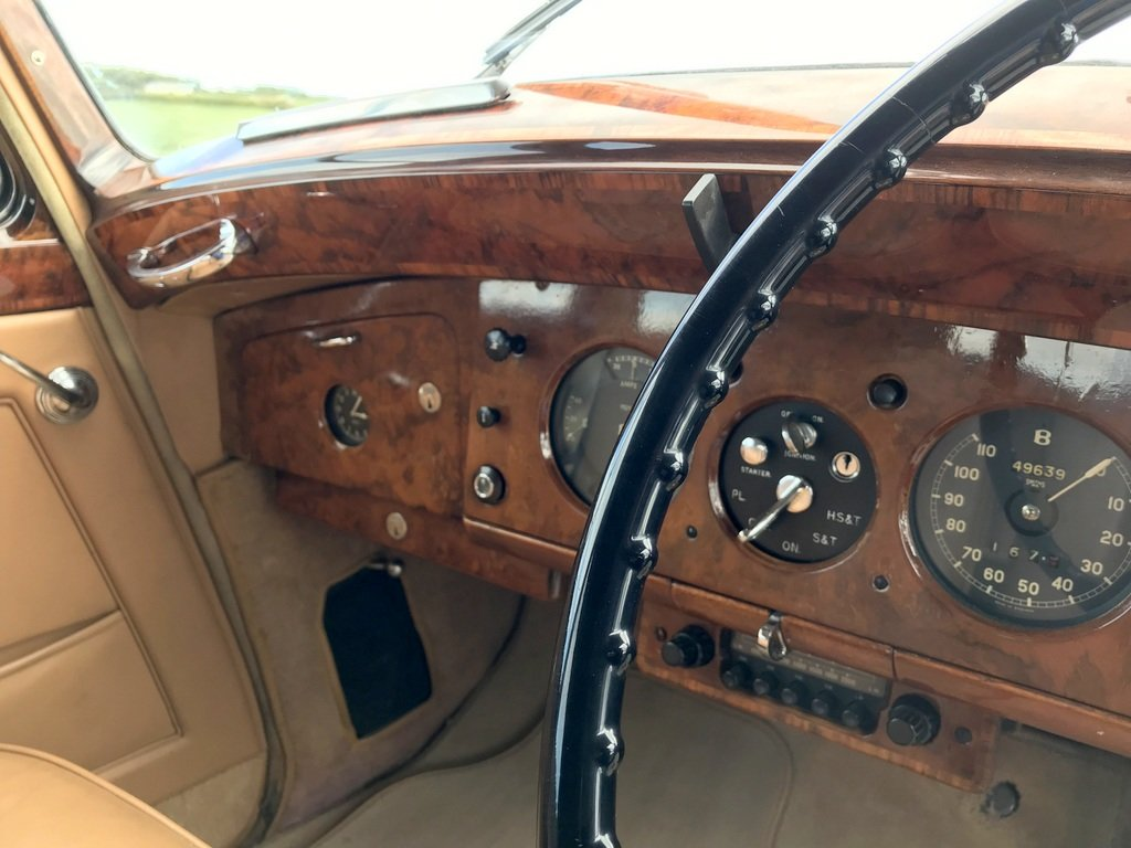 1953 Bentley R-Type. Superb. Low Miles SOLD (picture 4 of 6)