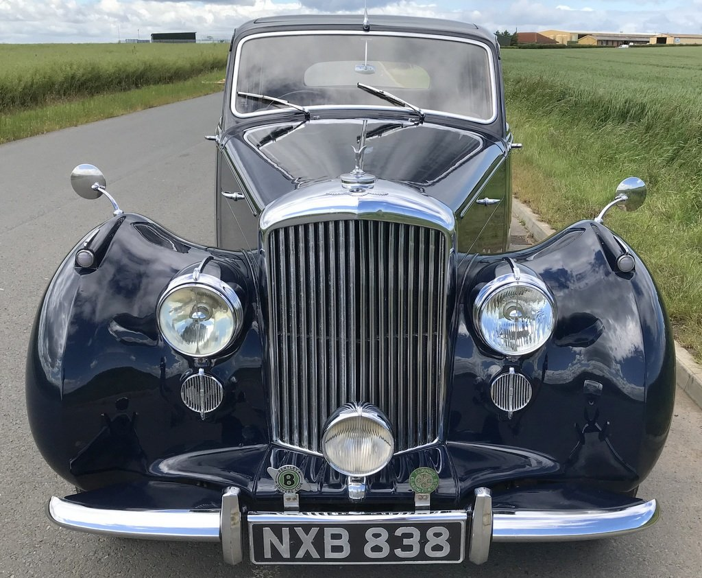 1953 Bentley R-Type. Superb. Low Miles SOLD (picture 6 of 6)