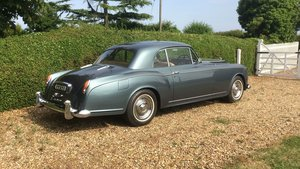1956 Bentley Continental S1 London Motor Show  For Sale