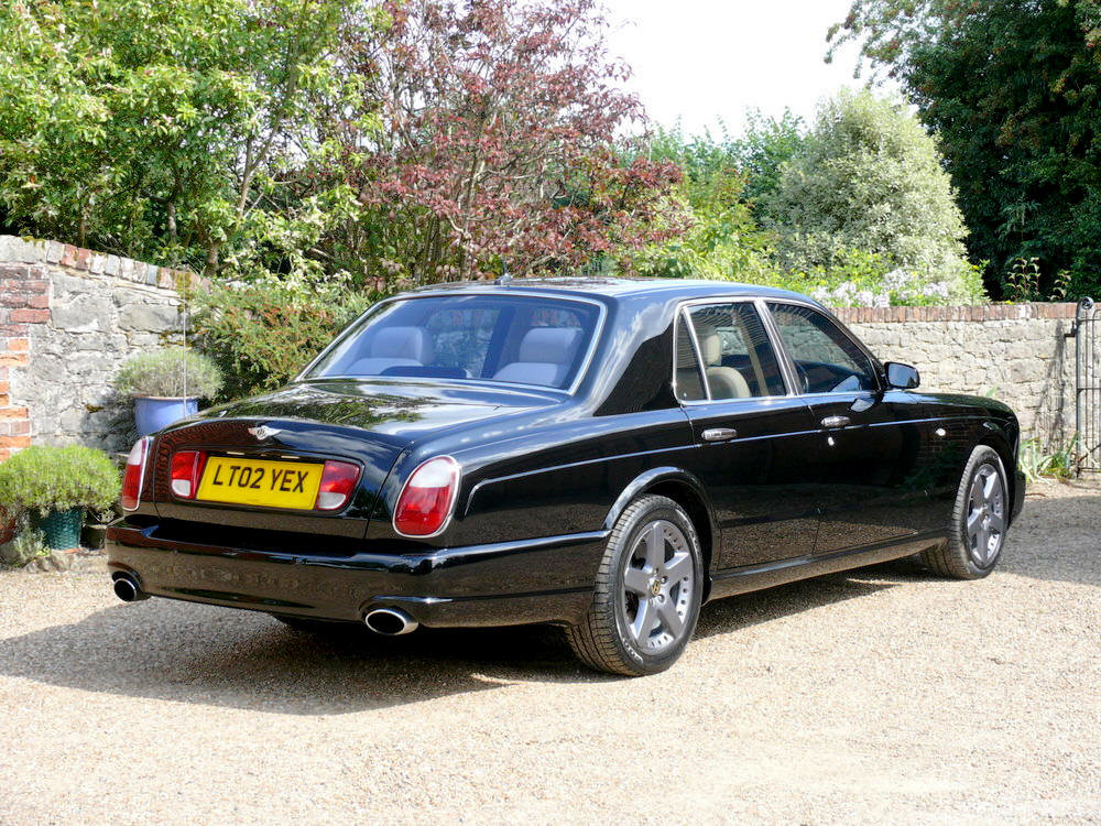 2002 Bentley Arnage T  For Sale (picture 3 of 6)