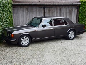 1989 Bentley Turbo R L with only 18.850 km (LHD)
