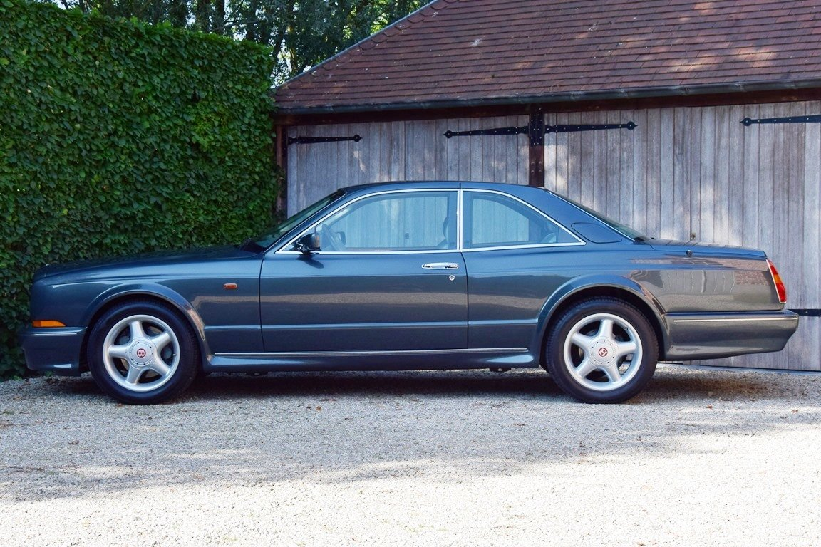 1997 Rare Bentley Continental T (18.370 km !) LHD For Sale (picture 2 of 6)