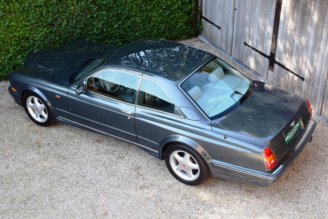 1997 Rare Bentley Continental T (18.370 km !) LHD For Sale (picture 3 of 6)