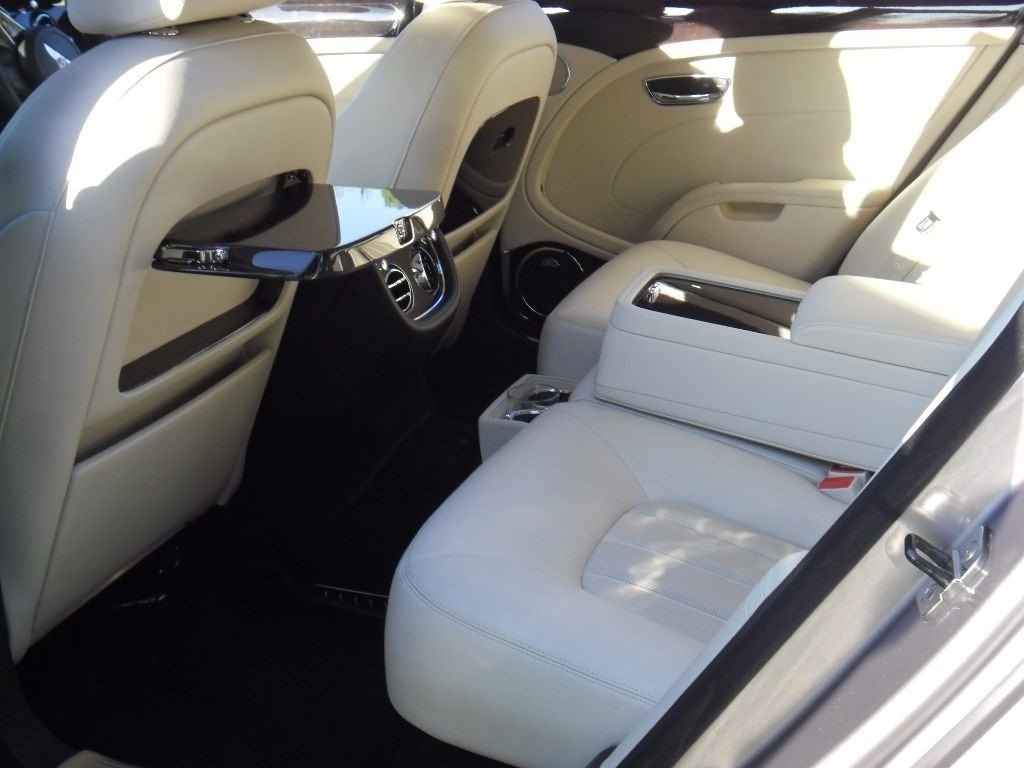 2011 BENTLEY MULSANNE For Sale (picture 3 of 6)
