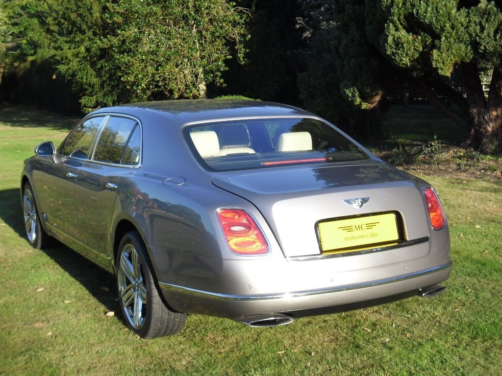 2011 BENTLEY MULSANNE For Sale (picture 4 of 6)