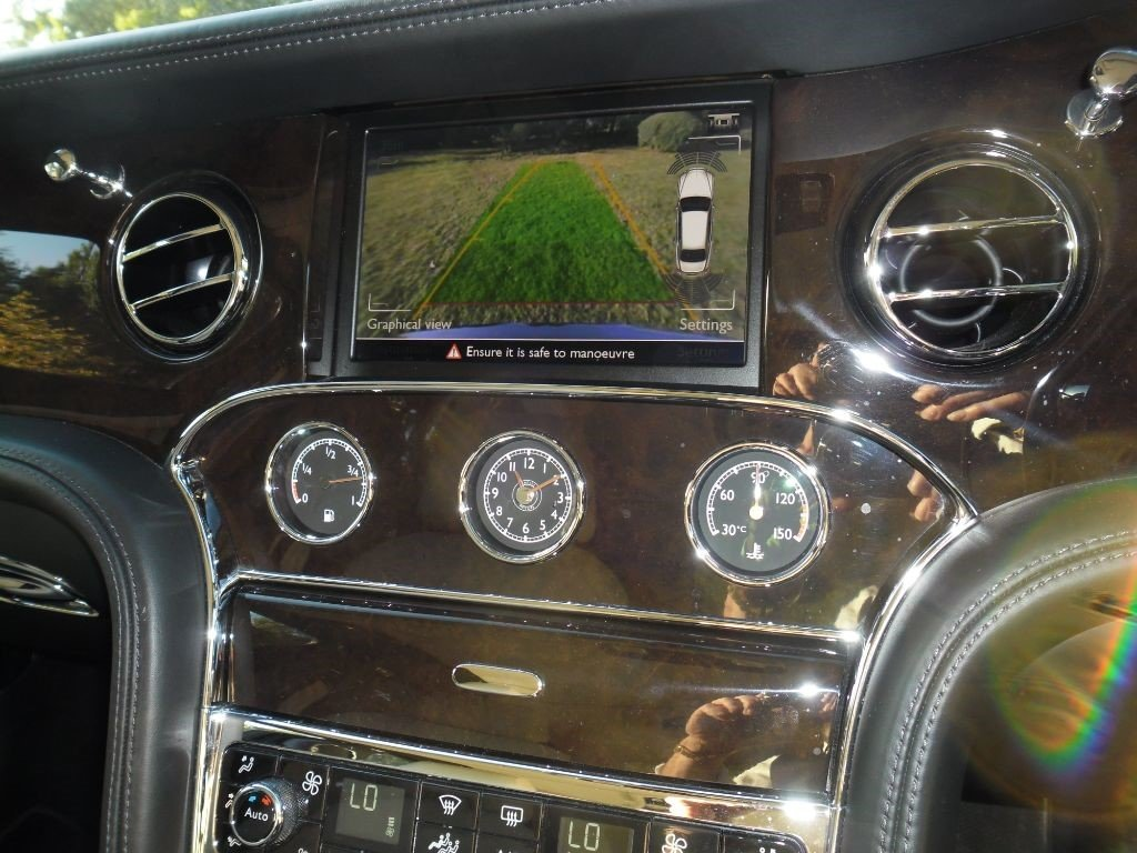 2011 BENTLEY MULSANNE For Sale (picture 5 of 6)