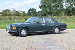 1993 Bentley Brooklands Auto