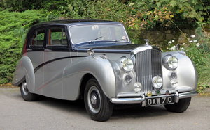 1951 Bentley MK VI 'Big Bore' 4½ litre Radford 'Countryman'