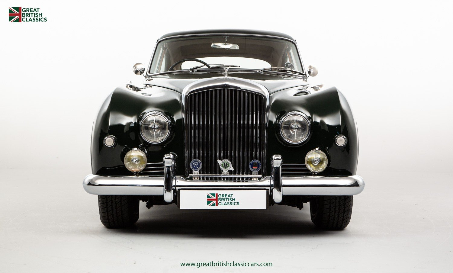 1956 BENTLEY S1 CONTINENTAL FASTBACK // IMPECCABLE HISTORY  For Sale (picture 1 of 6)