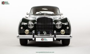 1956 BENTLEY S1 CONTINENTAL FASTBACK // IMPECCABLE HISTORY