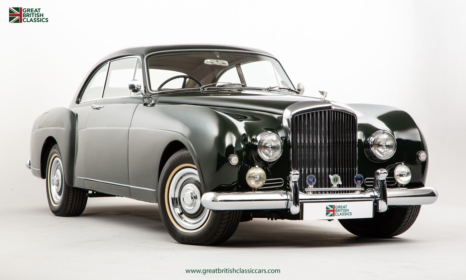 1956 BENTLEY S1 CONTINENTAL FASTBACK // IMPECCABLE HISTORY  For Sale (picture 2 of 6)