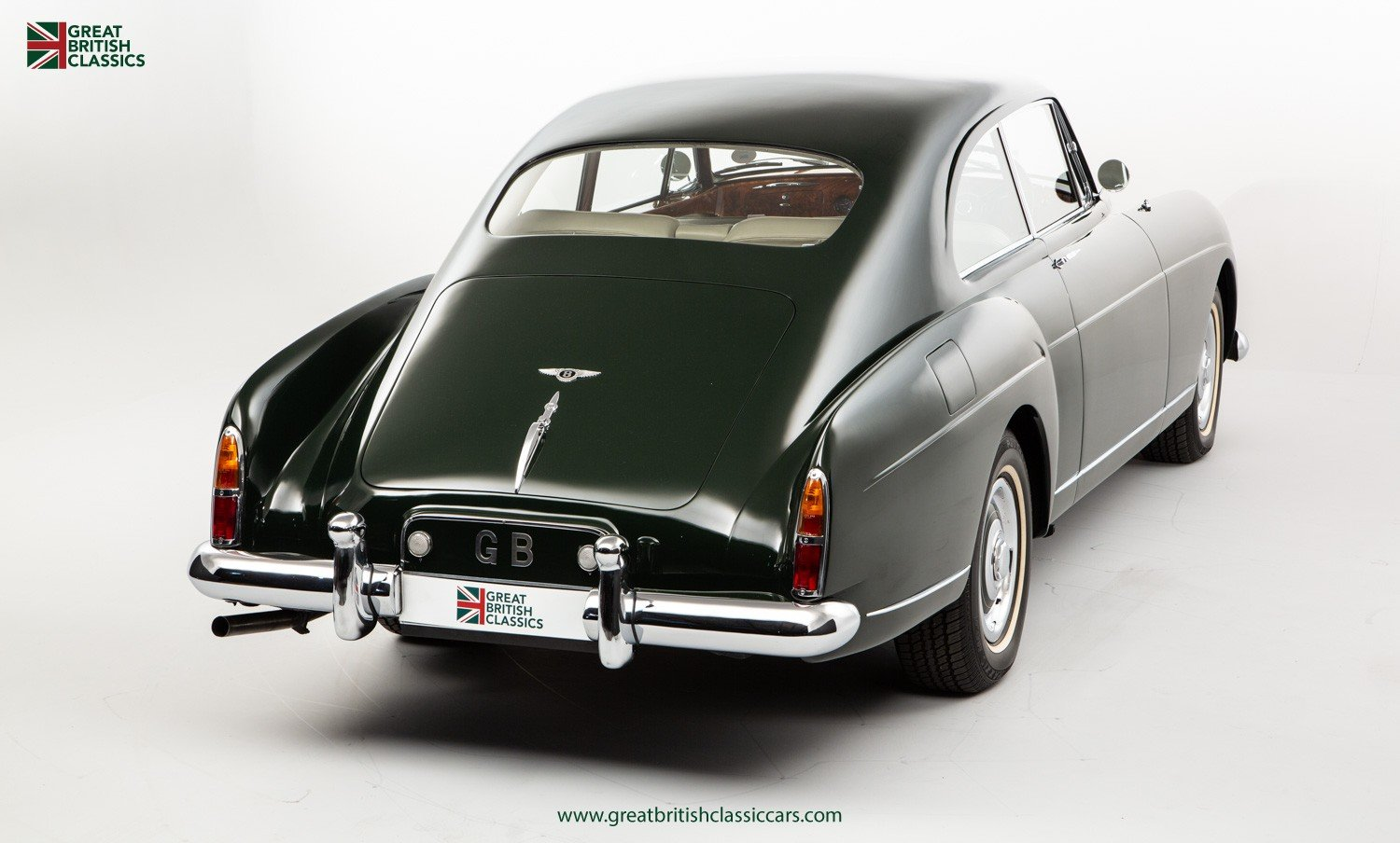 1956 BENTLEY S1 CONTINENTAL FASTBACK // IMPECCABLE HISTORY  For Sale (picture 3 of 6)