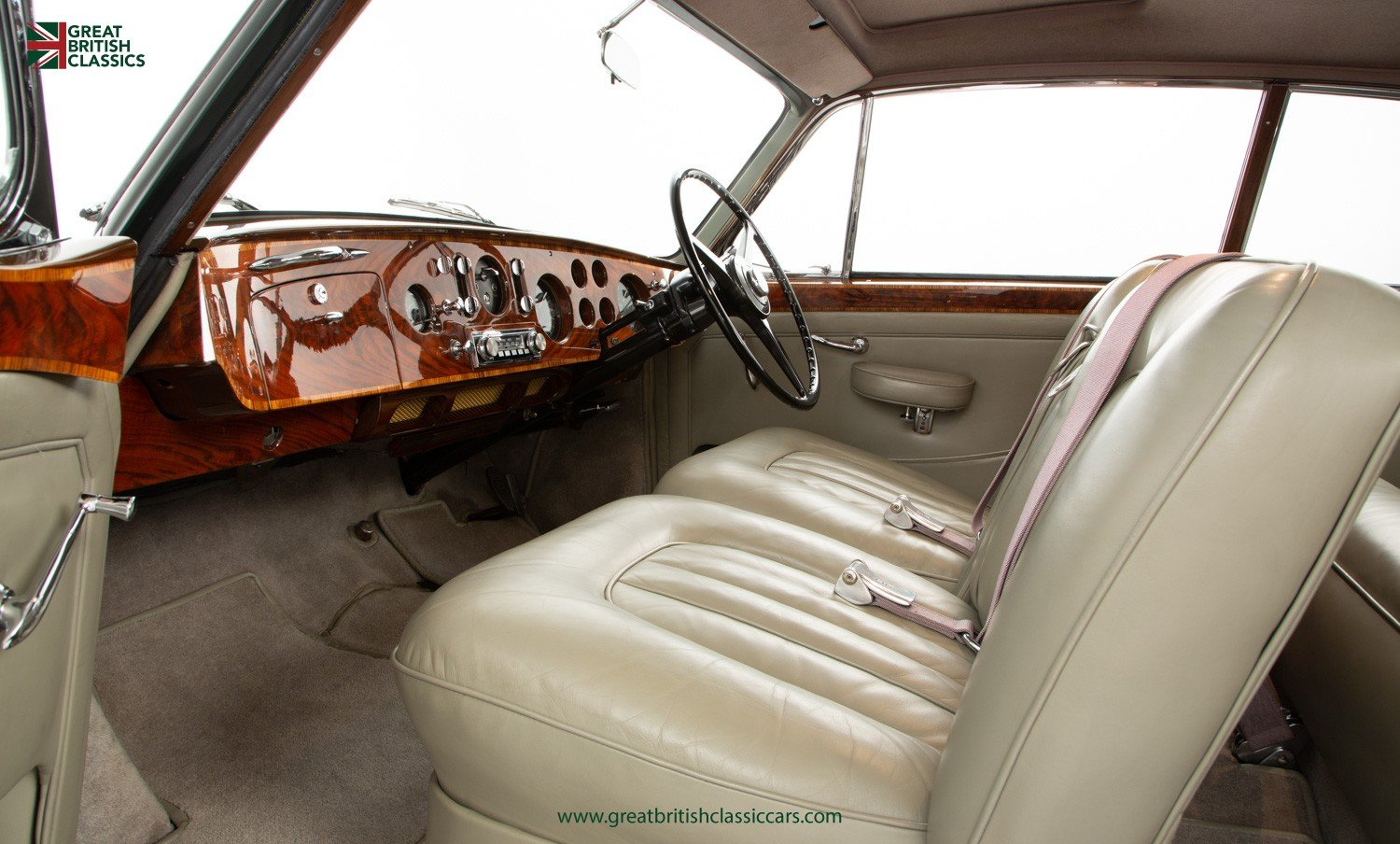1956 BENTLEY S1 CONTINENTAL FASTBACK // IMPECCABLE HISTORY  For Sale (picture 5 of 6)