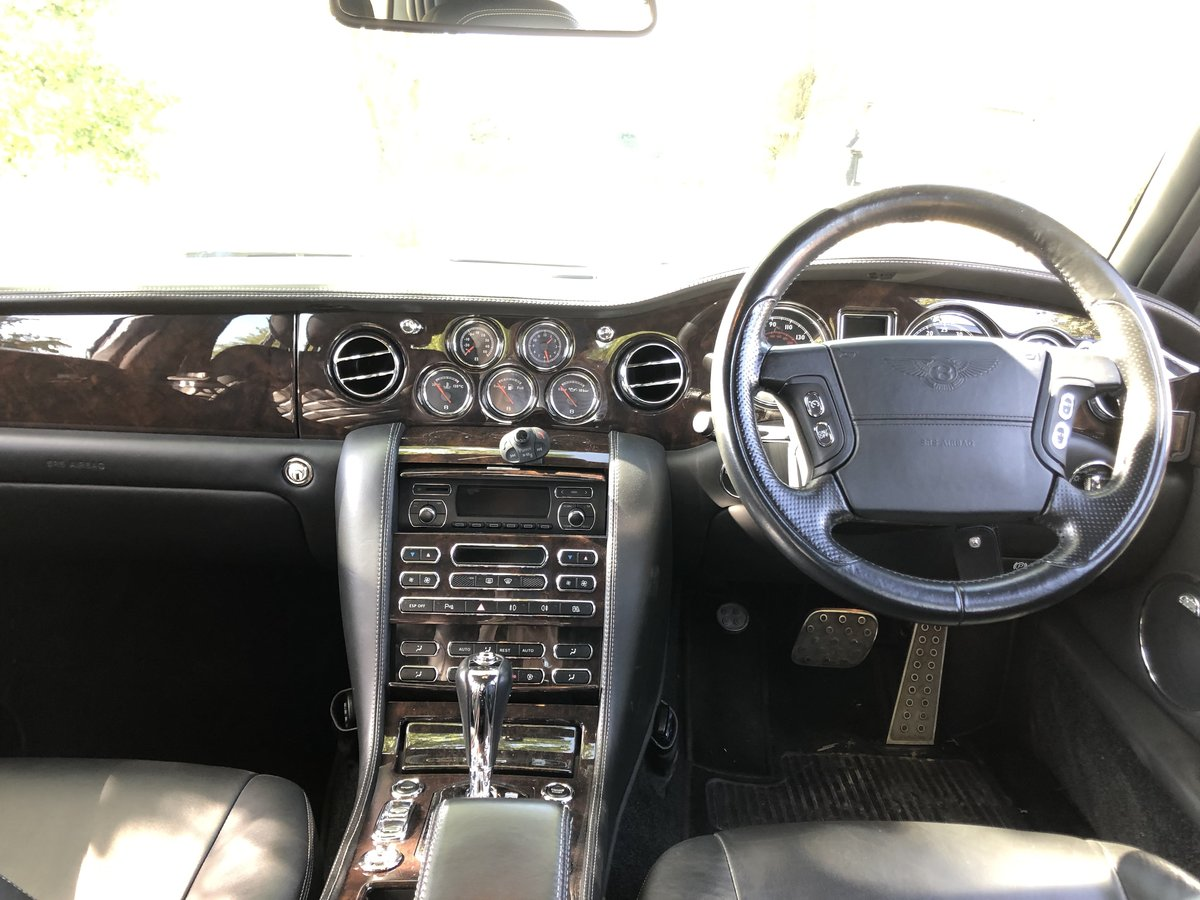 2008 Bentley Arnage T Auto Mulliner Ed For Sale (picture 5 of 6)