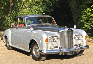 1964 BENTELY S3 Sports Saloon only 3 owners from new !