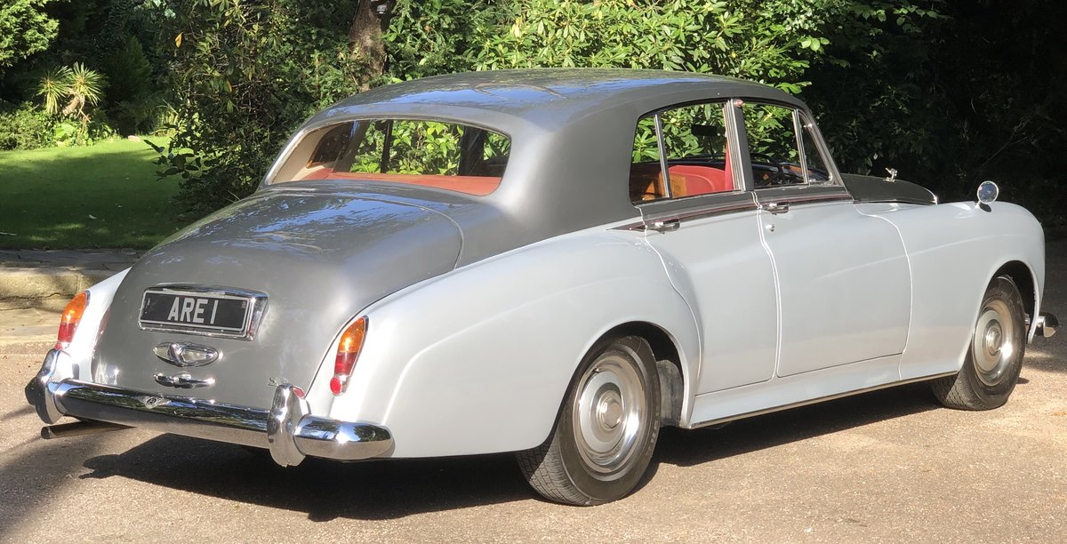 1964 BENTELY S3 Sports Saloon only 3 owners from new ! For Sale (picture 2 of 6)