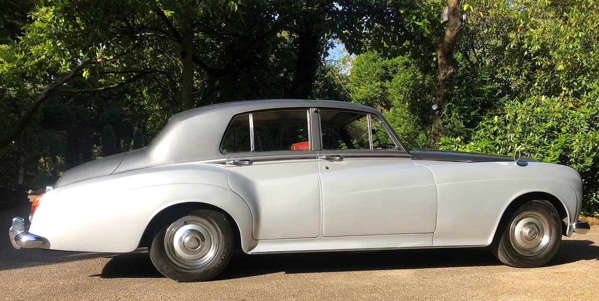 1964 BENTELY S3 Sports Saloon only 3 owners from new ! For Sale (picture 3 of 6)