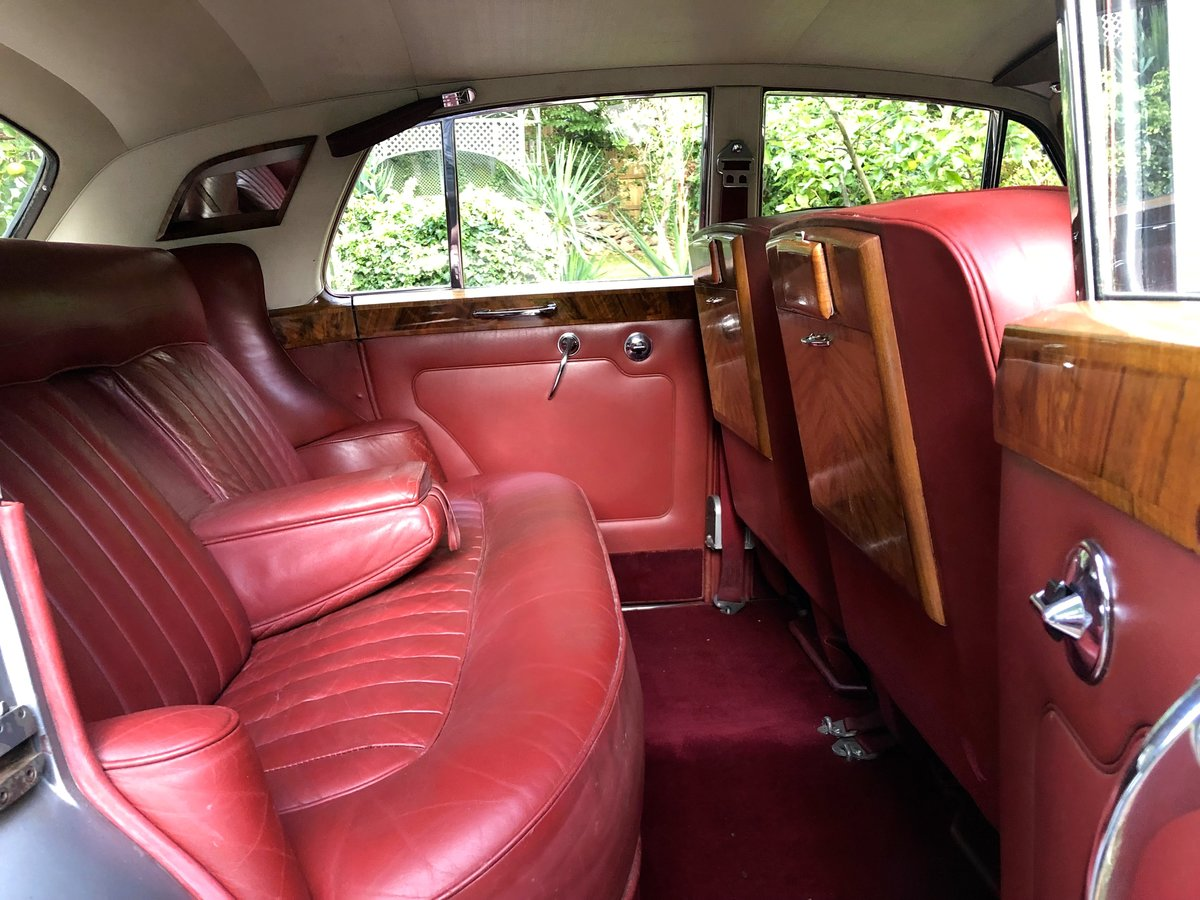 1964 BENTELY S3 Sports Saloon only 3 owners from new ! For Sale (picture 5 of 6)