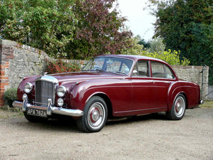 1961 Bentley S2 Continental Flying Spur By H.J Mulliner