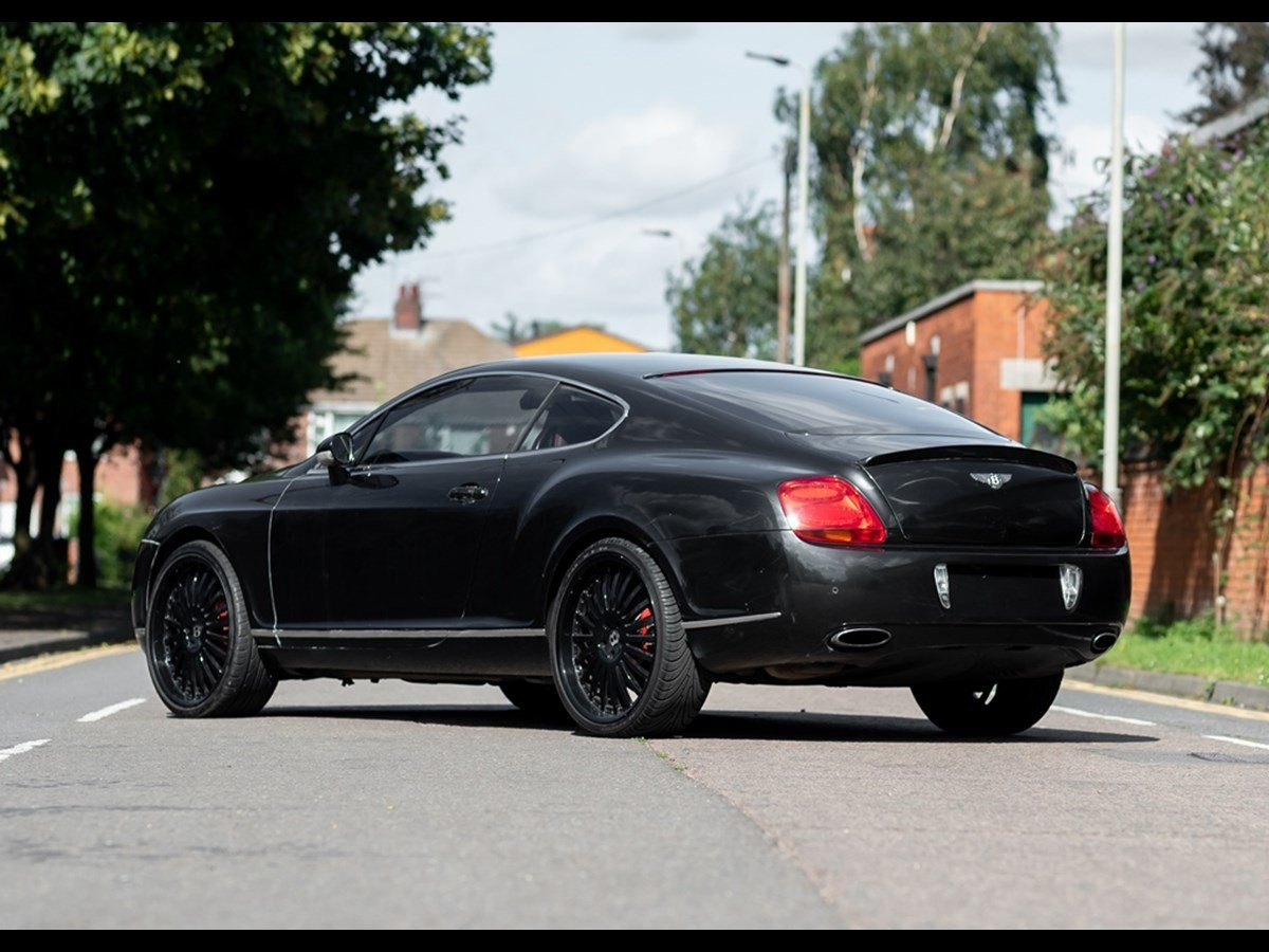2004 Bentley Continental GT For Sale (picture 6 of 6)