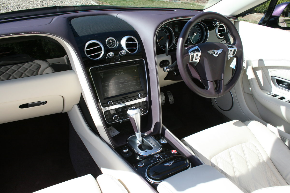 2014 Bentley Continental 4.0 GT V8 S Convertible Mulliner Pack .  For Sale (picture 2 of 6)