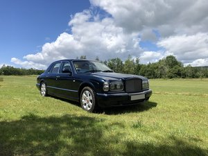 2001 Bentley Arnage Red Label - Just 35.000 miles For Sale by Auction