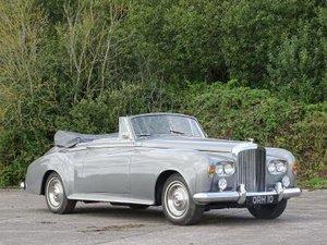 1965 Bentley S3 Drophead Coupe Conversion