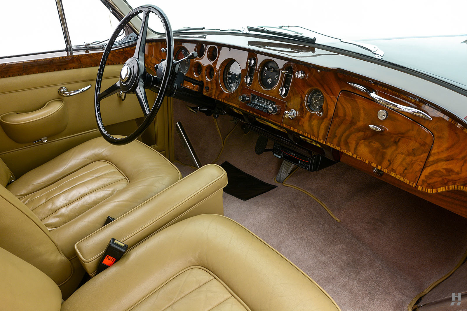 1959 Bentley S1 Continental Saloon For Sale (picture 5 of 6)