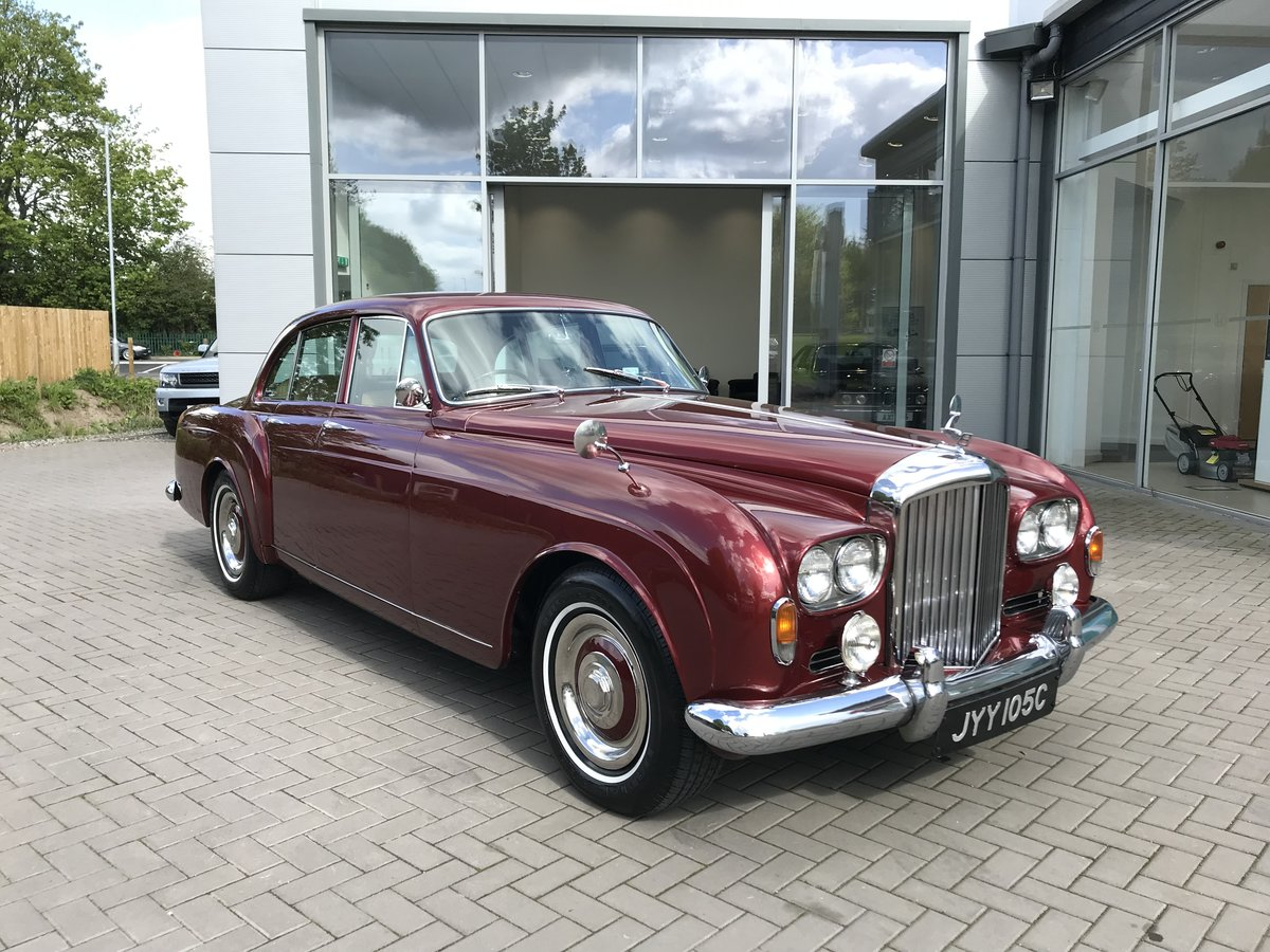 1965 Bentley S3 Continental Flying Spur For Sale (picture 1 of 6)