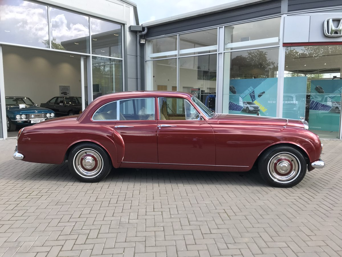 1965 Bentley S3 Continental Flying Spur For Sale (picture 2 of 6)