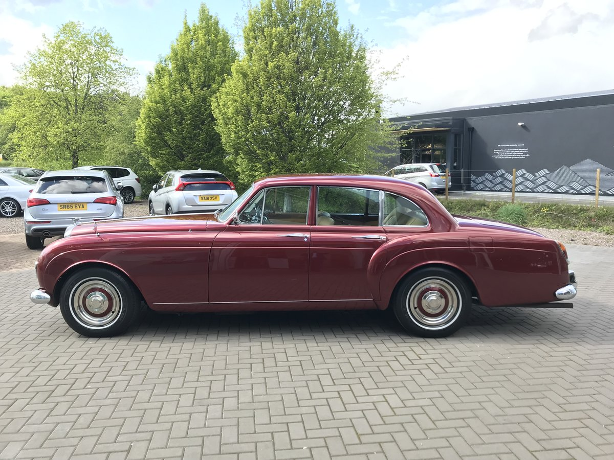 1965 Bentley S3 Continental Flying Spur For Sale (picture 3 of 6)