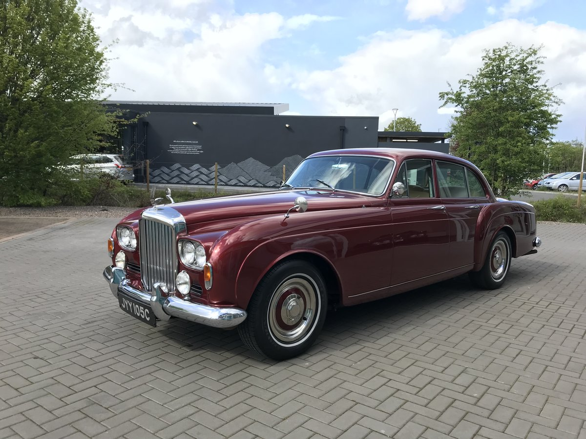 1965 Bentley S3 Continental Flying Spur For Sale (picture 4 of 6)