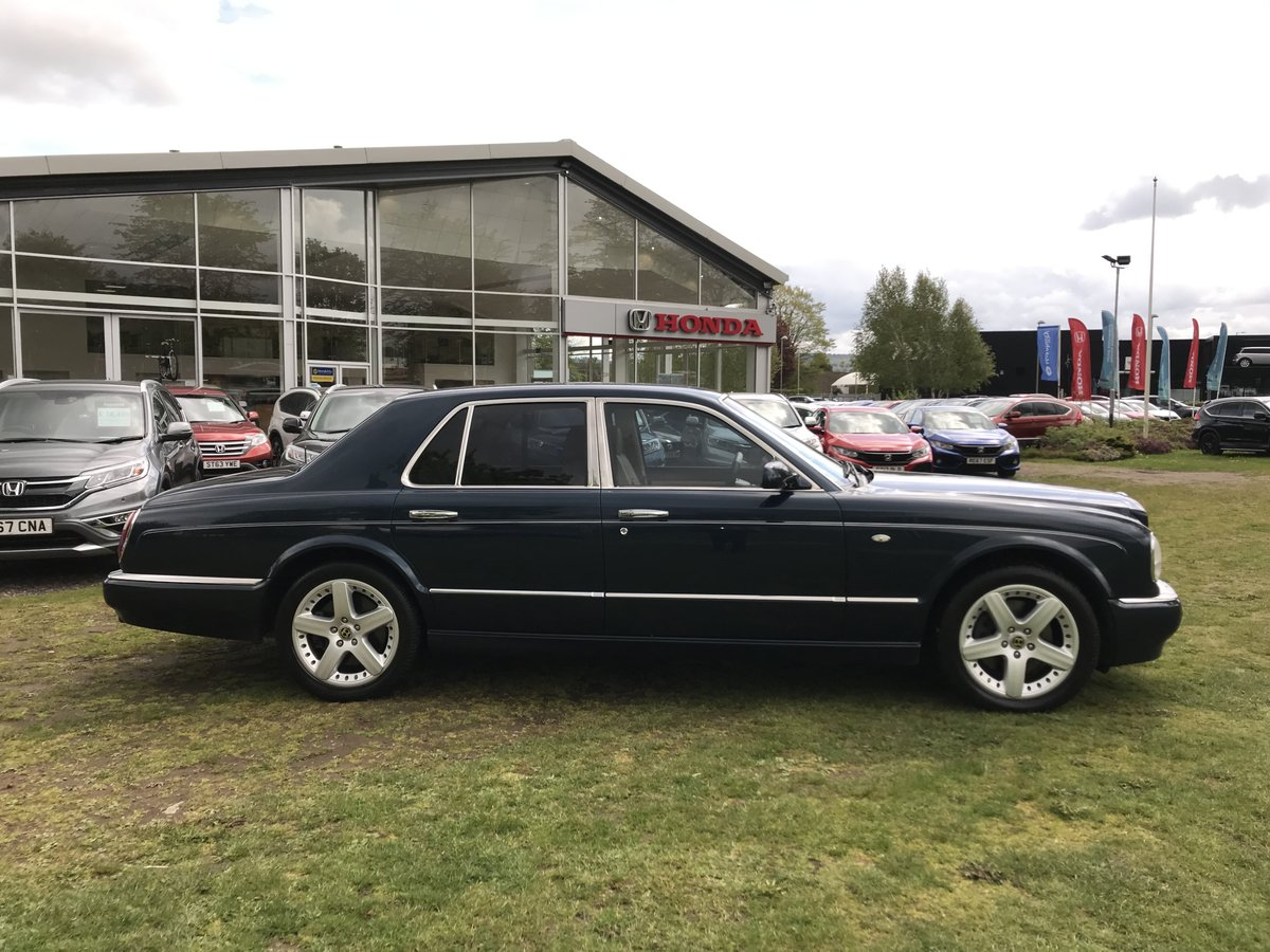 2001 Bentley Arnage 6.8 RED LABEL For Sale (picture 2 of 6)