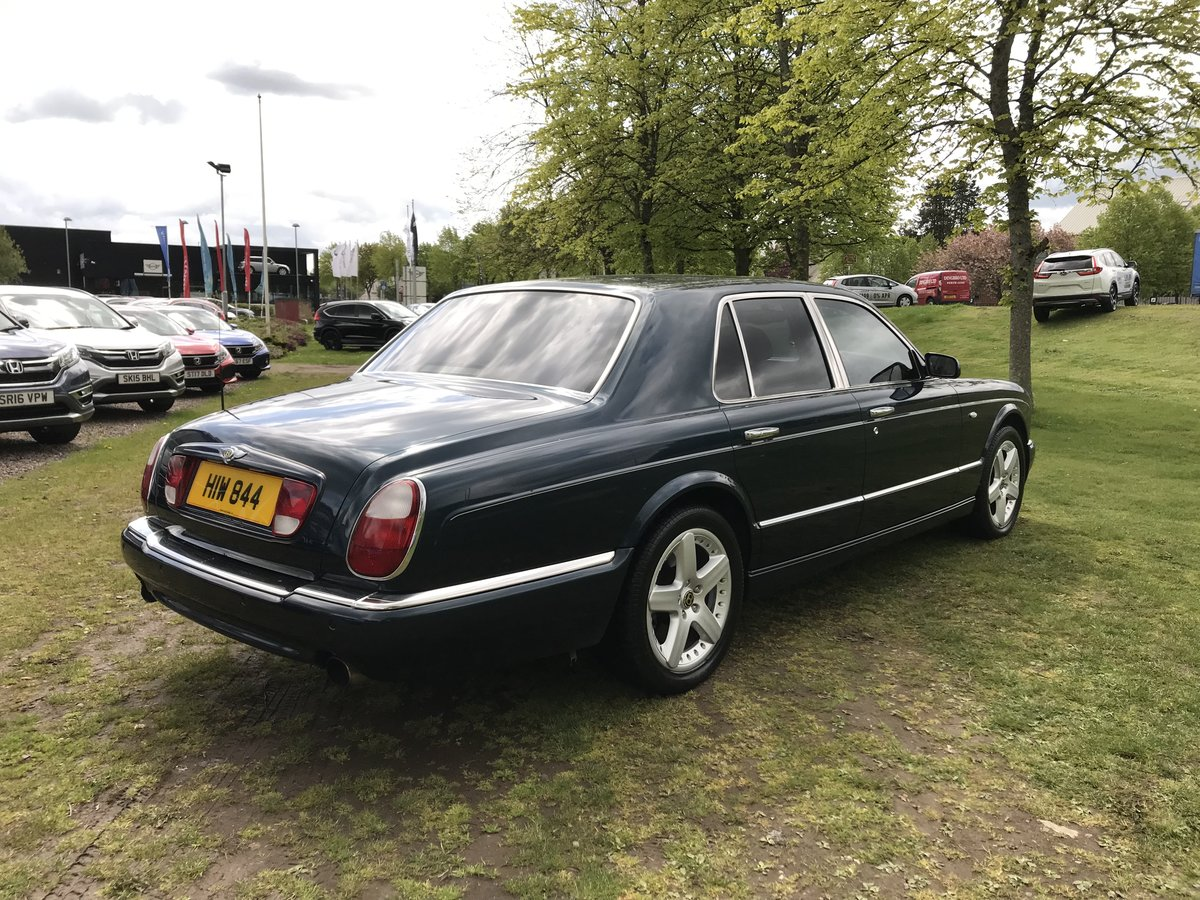 2001 Bentley Arnage 6.8 RED LABEL For Sale (picture 3 of 6)