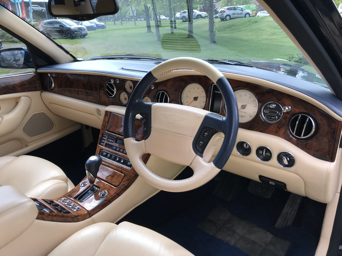 2001 Bentley Arnage 6.8 RED LABEL For Sale (picture 4 of 6)