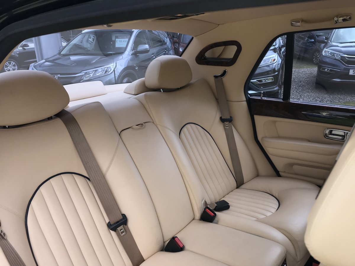 2001 Bentley Arnage 6.8 RED LABEL For Sale (picture 6 of 6)