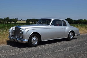 1957 Bentley S1 Continental Park Ward Coupe