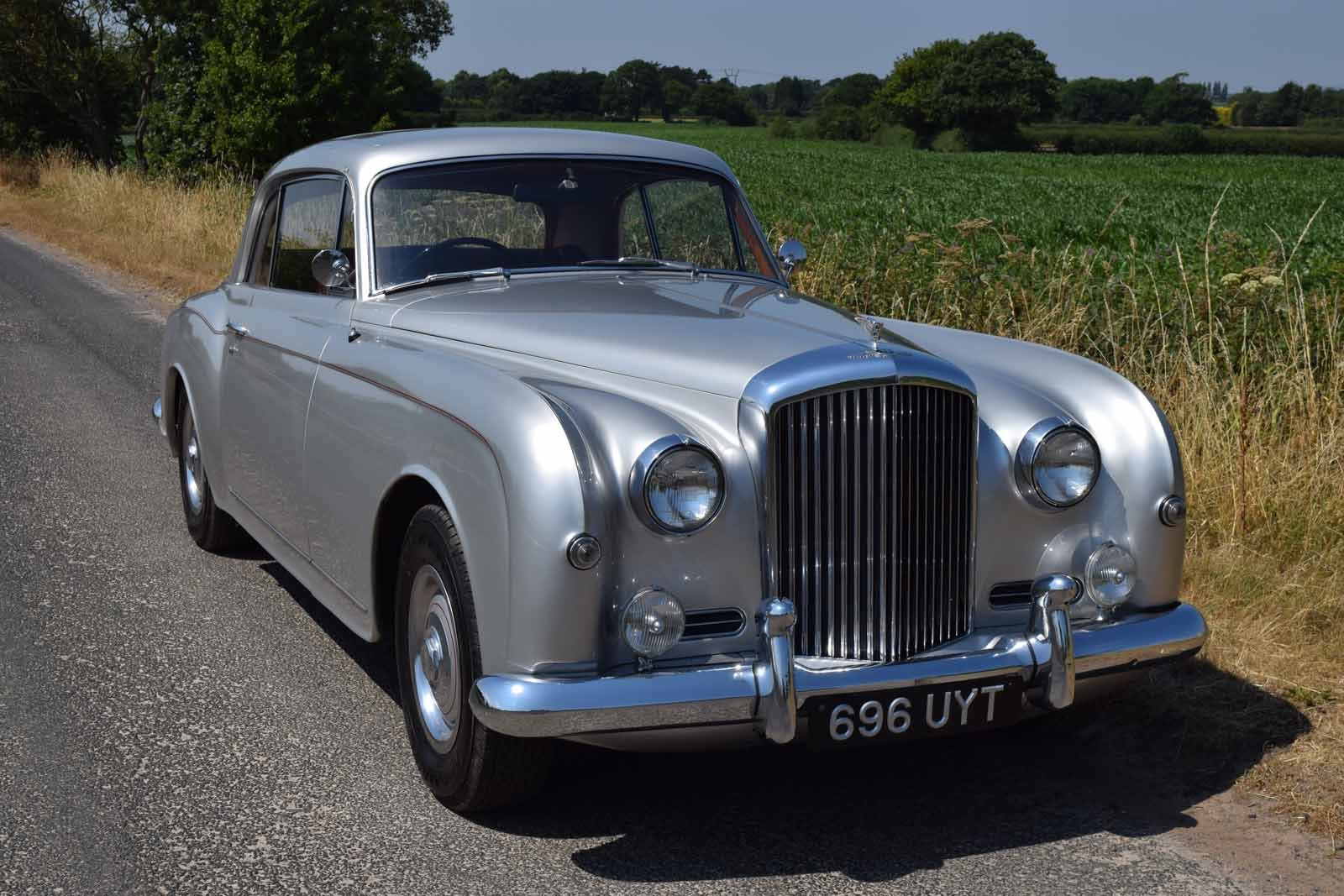 1957 Bentley S1 Continental Park Ward Coupe For Sale (picture 2 of 6)