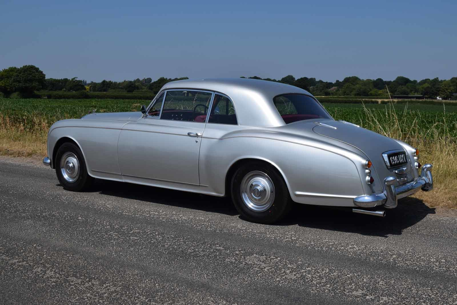 1957 Bentley S1 Continental Park Ward Coupe For Sale (picture 3 of 6)