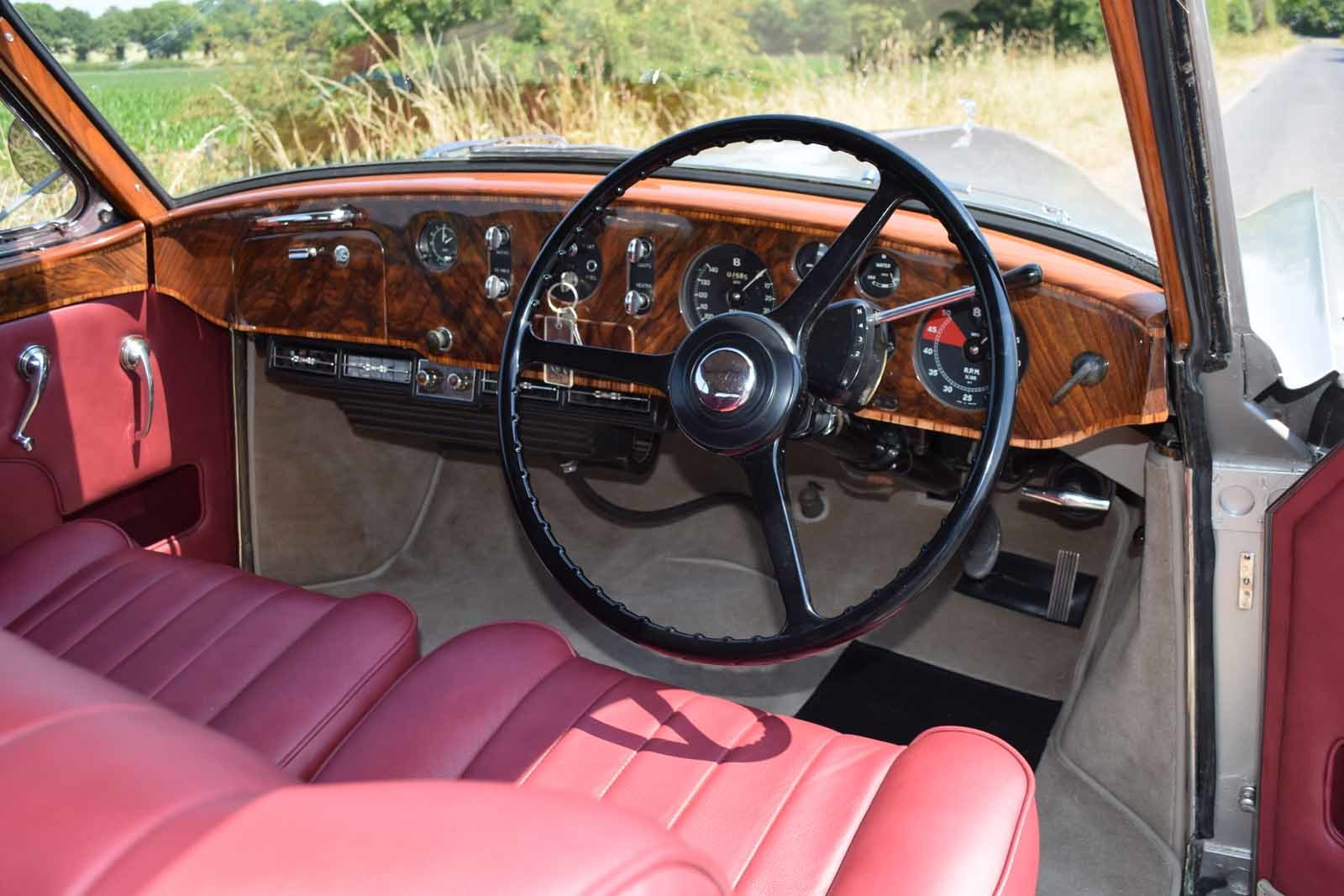 1957 Bentley S1 Continental Park Ward Coupe For Sale (picture 4 of 6)