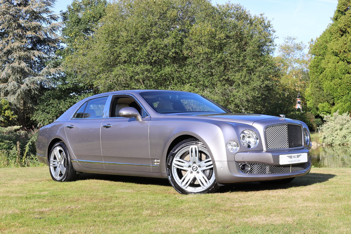 2011 BENTLEY MULSANNE For Sale (picture 1 of 6)