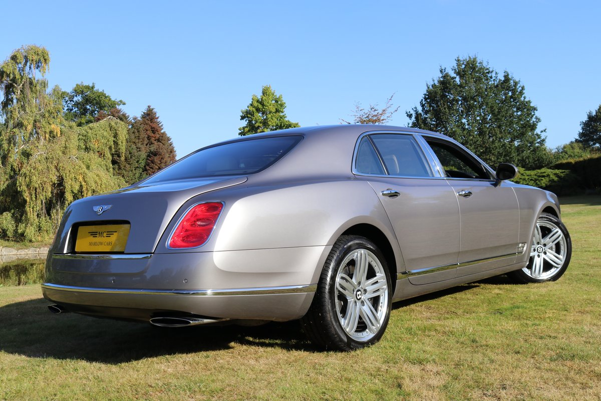 2011 BENTLEY MULSANNE For Sale (picture 6 of 6)