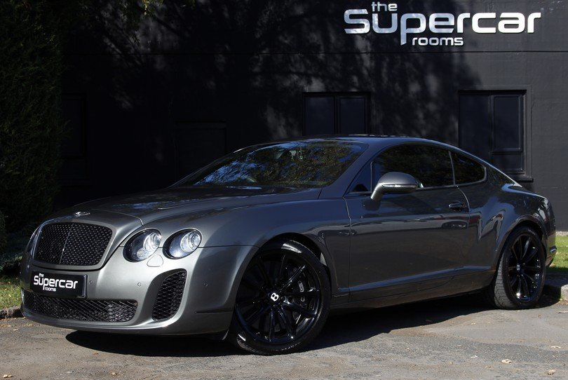 Bentley Continental GT Supersport - 2010 - 52K Miles - CCM  For Sale (picture 1 of 6)