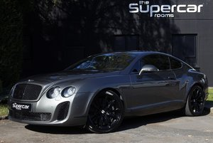 Bentley Continental GT Supersport - 2010 - 52K Miles - CCM  For Sale