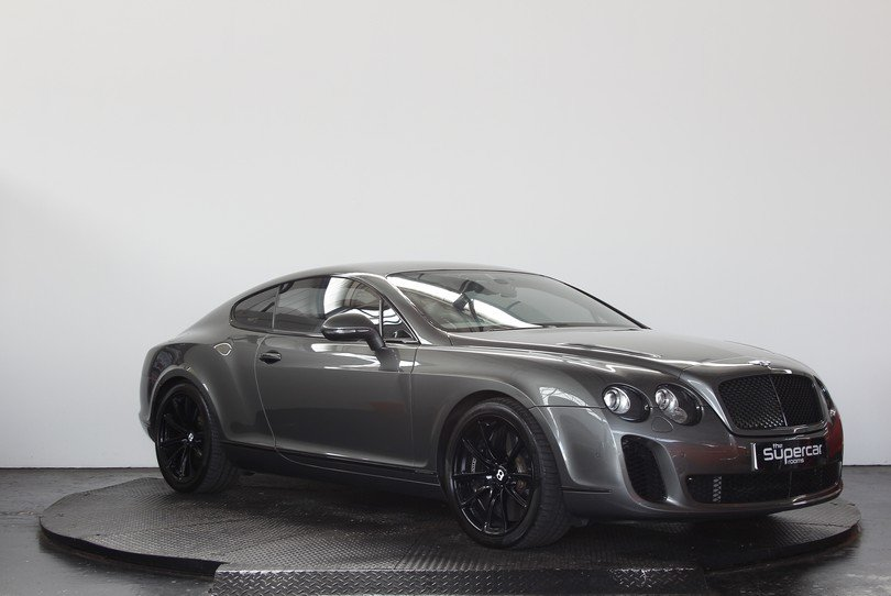 Bentley Continental GT Supersport - 2010 - 52K Miles - CCM  For Sale (picture 2 of 6)